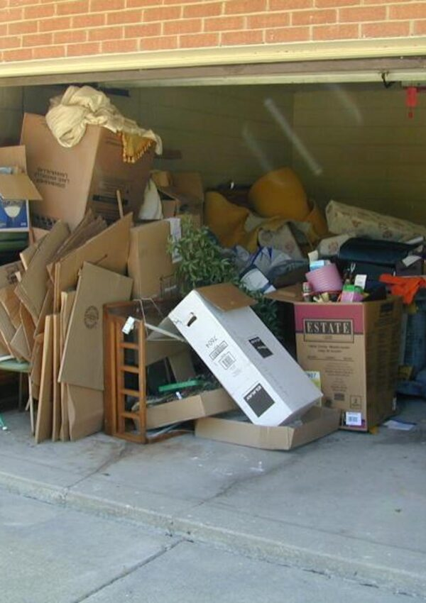 How do Garages fit into the Bagua?