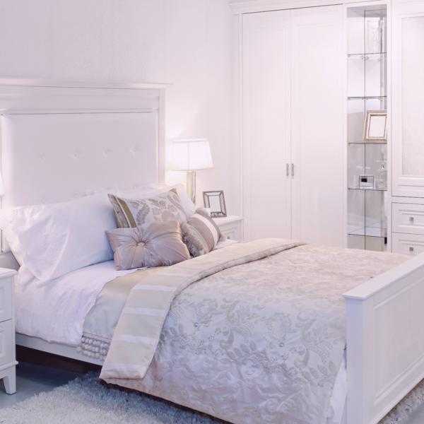Feng shui bedroom bed placement